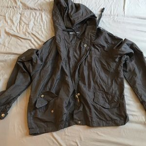 Brandy Melville Small LIGHT RAINCOAT